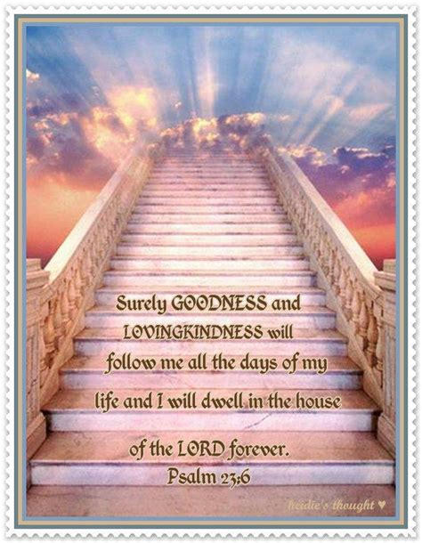 house forever and i will dwell in the house of the lord forever
