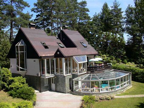 Haus Mit Sauna by Ferienhaus Wellness Branzez Nordb 246 Hmen Unesco Geopark