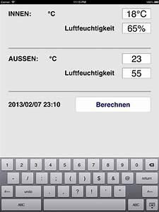 Taupunkt Berechnen : ventilateclever 2 1 deutsch ~ Themetempest.com Abrechnung