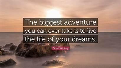 Adventure Quotes Travel Oprah Winfrey Wallpapers Biggest