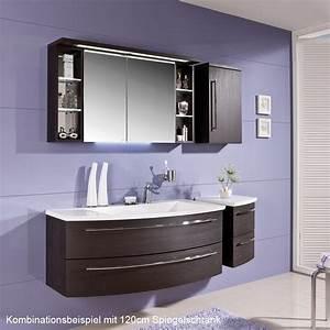 Regal Mit Beleuchtung : puris crescendo spiegelschrank 90 x 15 x 66 8 cm mit led ~ Michelbontemps.com Haus und Dekorationen