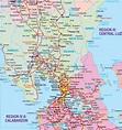 Customized Tourism & Vicinity Maps, Accu-map, Inc. - Maps ...