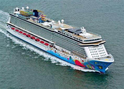 U2018Norwegian Breakawayu2019 Successfully Completes Sea Trials | World Maritime News