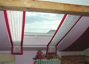 Gardine Für Dachfenster : 1001 ideen f r dachfenster gardinen und vorh nge ~ Watch28wear.com Haus und Dekorationen