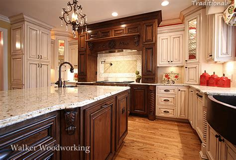 Explaining Traditional Kitchen Vs. Transitional Kitchens