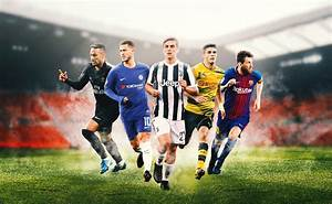 Football wallpapers and lockscreens - FootyGraphic.com