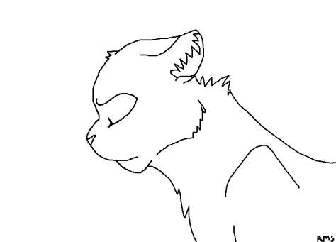 sad cat base  redmoonstudioz  deviantart