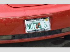 Another 'NOTAG' Vanity Plate Results in $8,000 in Parking