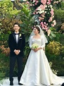宋仲基宋慧喬結婚啦 這才是韓劇浪漫大結局的正確打開方式 - 每日頭條