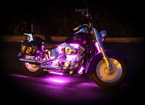 Led Lighting For Motorcycles