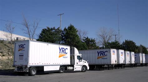 YRC Worldwide Tells Lenders to Expect Sharply Higher ...