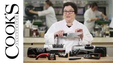 knife electric sharpeners yif manual testing
