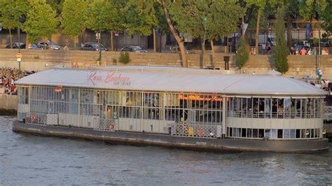 cuisine rouget restaurant rosa bonheur sur seine à en vidéo