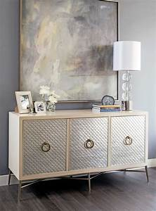 best 25 sideboard decor ideas on pinterest hallway With best brand of paint for kitchen cabinets with rose gold metal wall art
