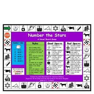 Number the Stars Activities