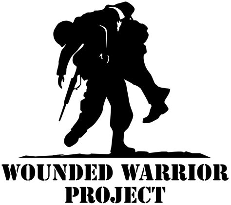 bureau en pin fly file wounded warrior project logo svg