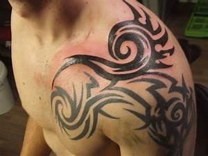 12+ Tribal Tattoos On Shoulder
