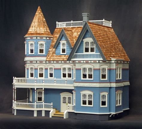Little Darlings Dollhouses: Queen Anne
