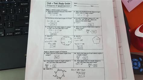 Rectangles gina wilson answer key. Bestseller: Polygons Quadrilaterals Study Guide Answers