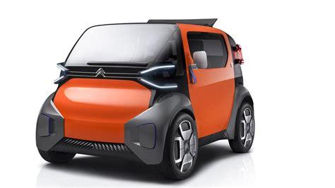 2019 Citroen Ami Concept