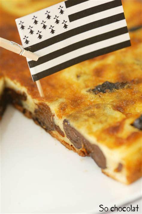 eryn folle cuisine far breton so chocolat