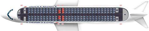 siege transavia plan a320 174 sièges
