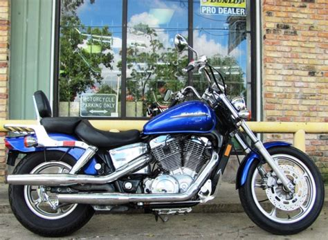 2006 Honda Shadow Spririt 1100cc Used Cruiser Street Bike