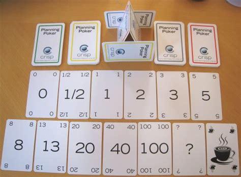 planning poker dasbesteonlinecasino