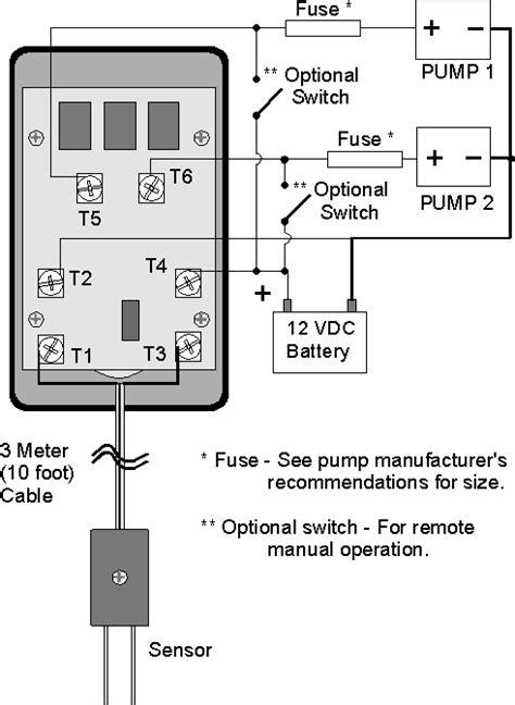 cruzpro efs marine dual bilge pump controller