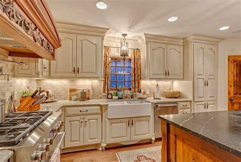 beautiful kitchen cabinet design ideas panel styles material paint