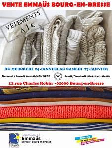 Braderie Bourg En Bresse : actualit emmaus bourg servas ~ Dailycaller-alerts.com Idées de Décoration