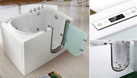 vasca da bagno corta vasca idromassaggio a semicupio per l igiene autonoma di