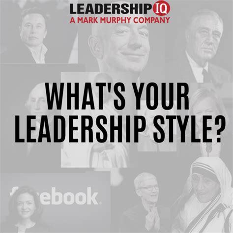 leadership styles quiz whats  leadership style
