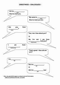 additionally Teach English To Adults Worksheets With Adorable Esl For Greetings likewise Formal and informal introductions and greetings   ESL worksheet by besides 18 Best Images of ESL Introductions Worksheets   Self Introduction further English for Kids ESL Kids Worksheets  Greetings  o  Asking name moreover Greetings worksheets moreover To be   Greetings and introductions worksheet   Free ESL printable in addition English for Kids ESL Kids Worksheets  Greetings  o  Asking name moreover Greetings in English   Printable resources as well  also Greetings   Introducing People  Worksheet together with Introductions worksheets further 14 Best Greetings and Introductions images   English clroom as well  as well 5 First day of cl activities for an ESL clroom additionally Introducing others in English   Printable resources. on esl introductions and greetings worksheets