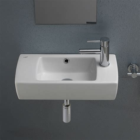 Small Drop In Bathroom Sink by Cerastyle 001500 U By Nameek S City Small Rectangular
