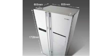 Dimension Frigo Americain Dimension Frigo Americain Samsung Choix D 233 Lectrom 233 Nager