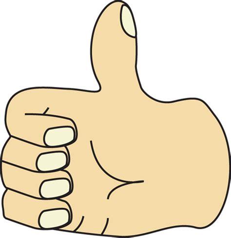 Thumbs Clipart Thumb Clip Thumb Image