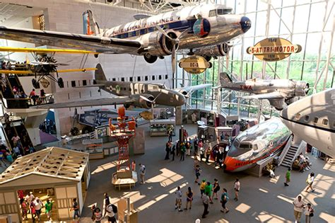science museums national museum travel space air smithsonian usa exhibit intelligent dc washington states aviation united history commercial