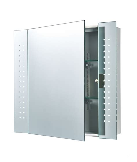 Bathroom Cabinet With Illuminated Leds 600mm X 650mm