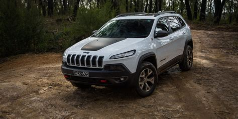 2016 Jeep Cherokee Trailhawk Review Caradvice