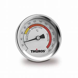 Kugelgrill Mit Thermometer : grillf rst grill thermometer therm260 thr os ~ Michelbontemps.com Haus und Dekorationen