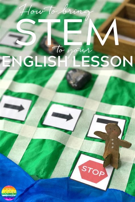 How To Bring Stem To Your English Lesson  You Clever Monkey