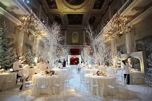 Winter Wedding Ideas Artificial Snow Snow Business