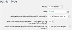 The Successfactors Employee Central Position Management
