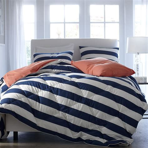 Navy Blue And White Bedroom Decorate My House