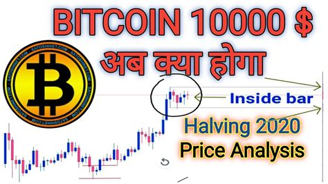 The bitcoin clock is the #1 bitcoin halving countdown and date estimator. Bitcoin Price Prediction Halving 2020 - YouTube