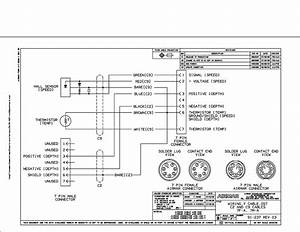 Airmar Wiring Diagram Simrad St650 7 Pin