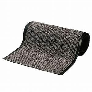 Tapis De Couloir Au Mètre : tapis couloir absorbant linea au m tre lin aire largeur 1 20 m gris comparer les prix de tapis ~ Teatrodelosmanantiales.com Idées de Décoration