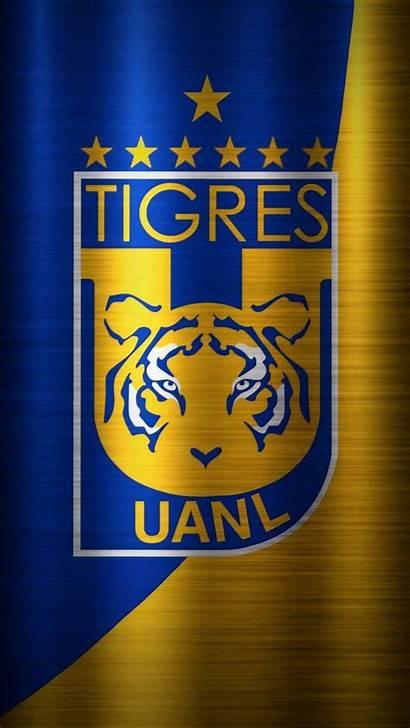 Tigres Uanl Escudo Estrellas Pantalla Fondos Logos