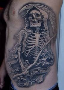Grim Reaper Tattoos Designs, Ideas and Meaning | Tattoos ...